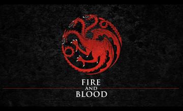 Targaryen Sigil Wallpaper