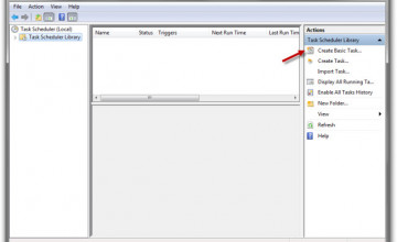 Task Scheduler Change Wallpaper