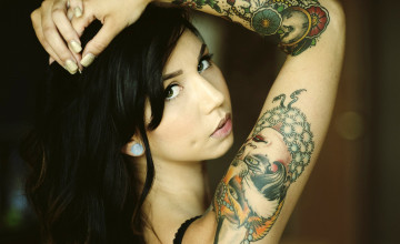 Tattoo Wallpapers Girls