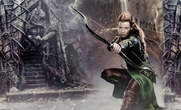 Tauriel Wallpaper