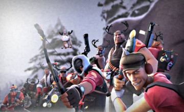 Team Fortress 2 Backgrounds