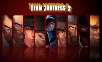 Team Fortress Wallpaper