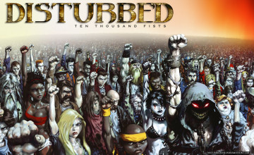 Ten Thousand Fists Wallpaper