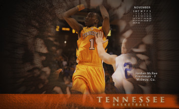 Tennessee Basketball Wallpapers