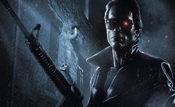 Terminator Live Wallpaper