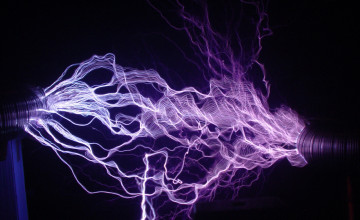 Tesla Coil Wallpaper