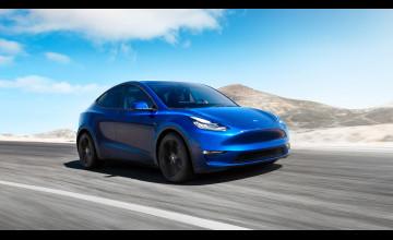 Tesla Model X 2021 Wallpapers