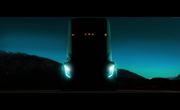 Tesla Truck Wallpapers