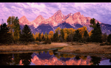 Tetons Background