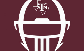 Texas A&M Football iPhone Wallpaper