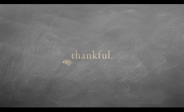 Thankful Wallpaper