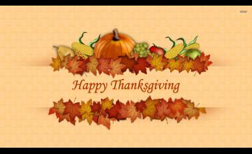 Thanksgiving Wallpapers Free