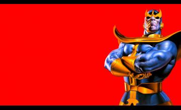 Thanos HD Wallpaper