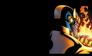 Thanos Wallpaper HD