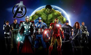 The Avenger Wallpaper Hd