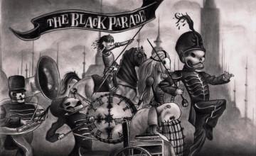 The Black Parade Wallpaper