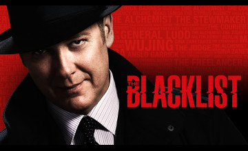 The Blacklist Wallpapers NBC