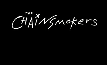The Chainsmokers Logo Wallpapers