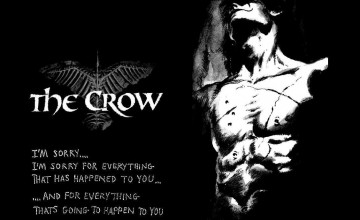 The Crow HD Wallpaper