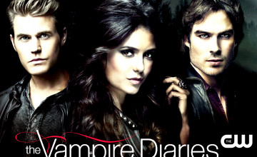 The CW Vampire Diaries Wallpapers
