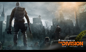 The Division Wallpaper 1920x1080