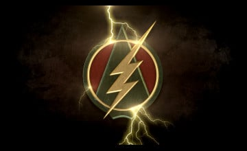 The Flash and Arrow Wallpaper