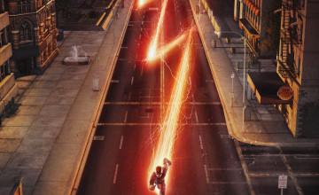 The Flash TV Series Wallpaper