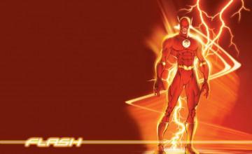 The Flash Wallpaper 1024x768