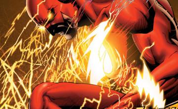 The Flash Wallpaper DC Comics