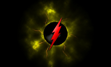 The Flash Zoom Wallpaper