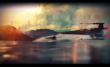 The Force Awakens Wallpapers