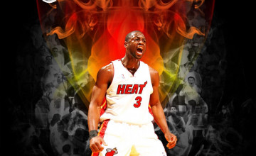 The Heat Wallpaper