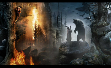The Hobbit Desktop Wallpaper