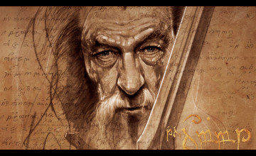 The Hobbit Wallpaper 1366x768