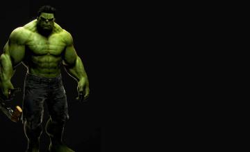 The Hulk Wallpaper Desktop