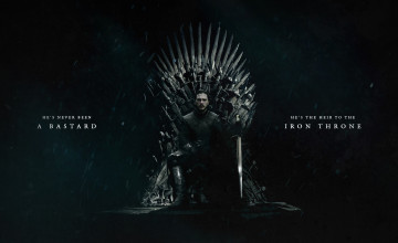 The Iron Throne Wallpaper