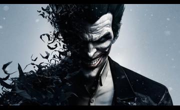 The Joker Arkham Wallpaper