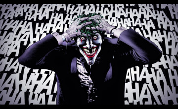 The Killing Joke Wallpaper