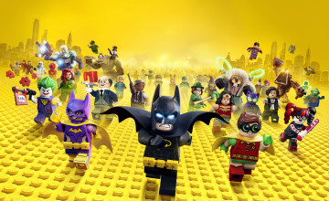 The LEGO Batman Movie Wallpapers