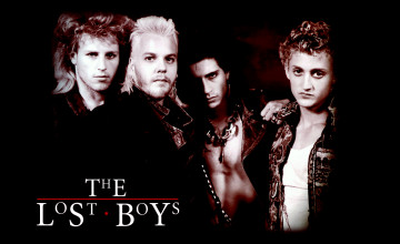 The Lost Boys Movie Wallpapers