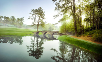 The Masters Desktop Wallpaper