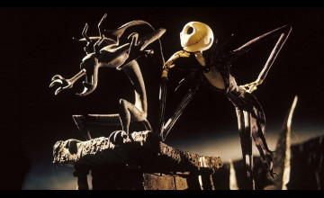 The Nightmare Before Christmas Backgrounds