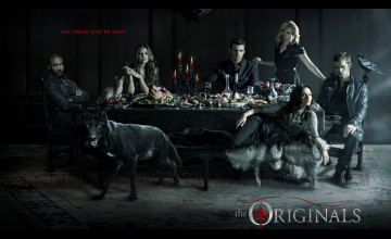The Originals Desktop Wallpaper