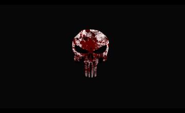 The Punisher Logo Wallpaper