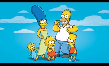 The Simpsons Wallpaper for Desktop