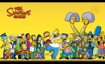 The Simpsons Wallpaper