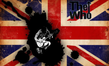 The Who Wallpaper HD