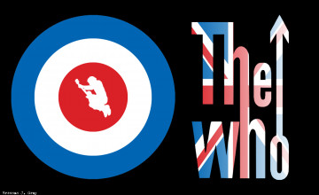 The Who Wallpaper