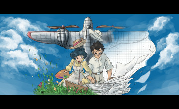 The Wind Rises Wallpapers
