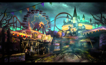 Theme Park Wallpapers